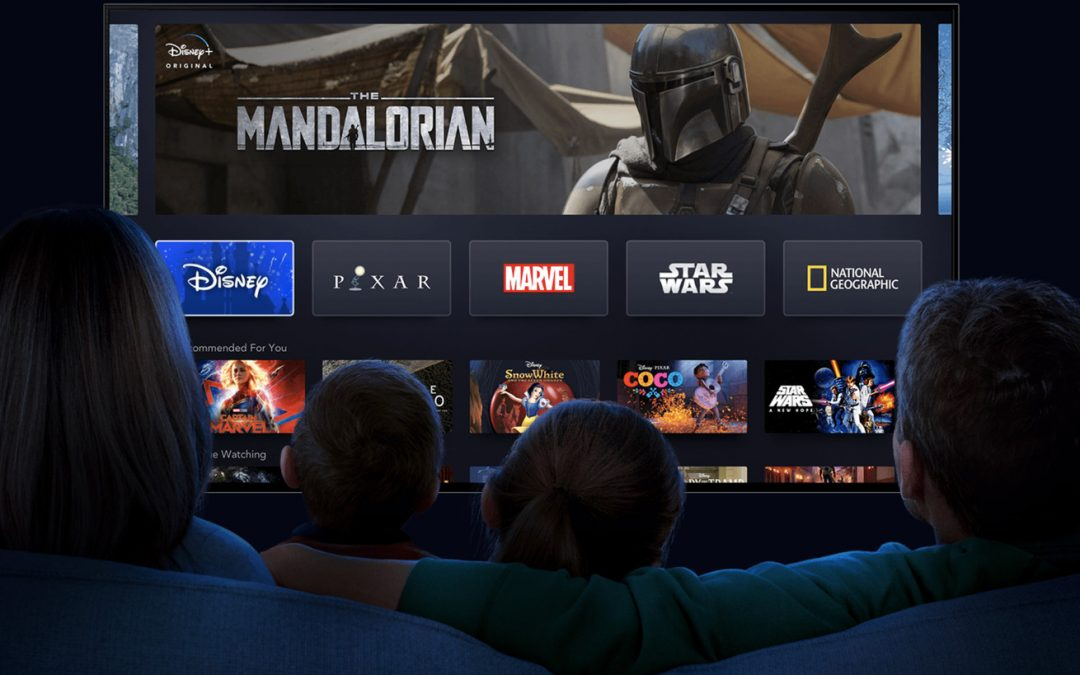Disney will give subscribers four simultaneous streams and