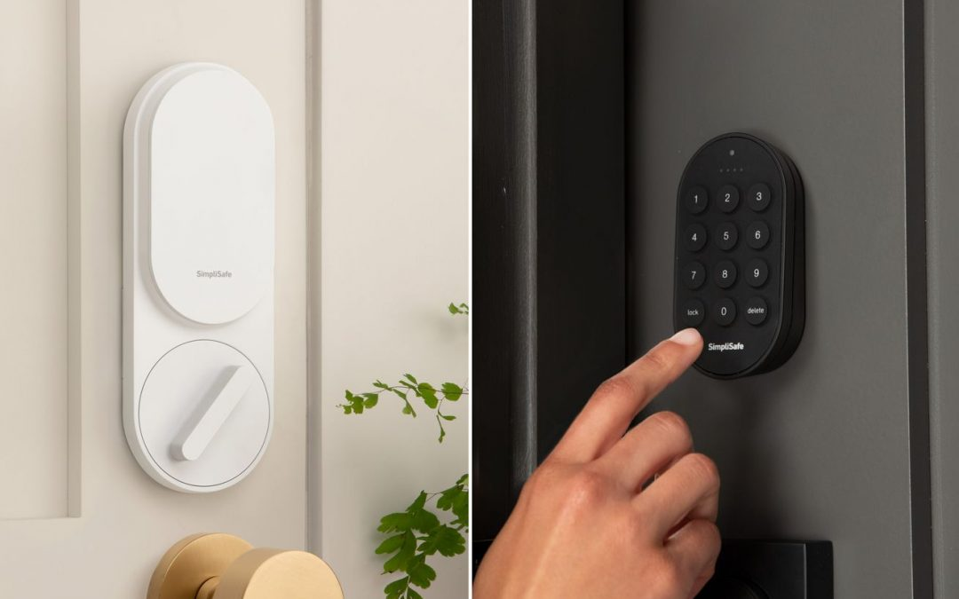 SimpliSafe's new $99 smart lock automatically bolts when you arm your alarm